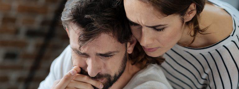 Las emociones negativas durante el duelo
